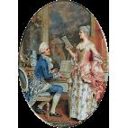 1658. Arturo Ricci - Lectia de canto