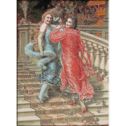 1924.Gaetano Bellei - Bal la teatru