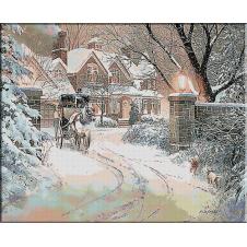1615. Ninge in seara de Craciun