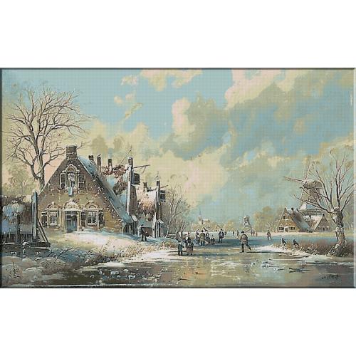 1937.Iarna olandeza