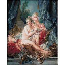 2122.Boucher - Toaleta lui Venus