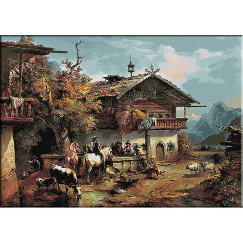 FG04.Friedrich Gauermann