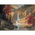 1851.Sunetul cascadei