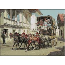 2095.Frederick Arthur Bridgman - Diligenta