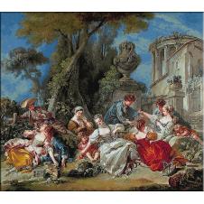 1982.Boucher - Colectionarii de pasari