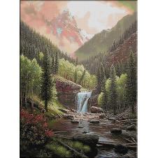 1852. Muntele Rocky