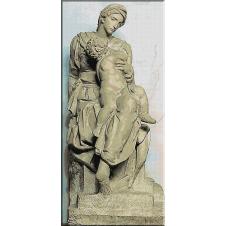 697.Michelangelo.Madona Medici