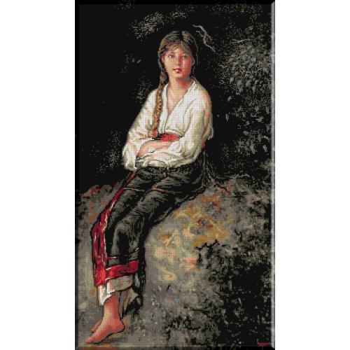 N.Grigorescu-Rodica la parau