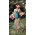 Zatska.Fata cu flori