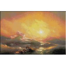 927.Aivazovski - Al noualea val