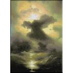 930.Aivazovski - Haos (Facerea lumii)