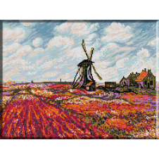 411.Monet - Lalele in Olanda