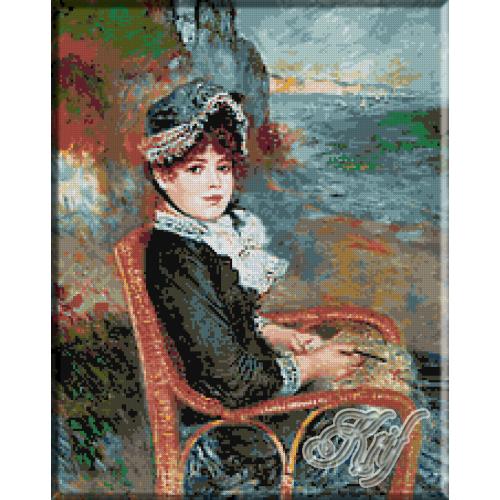 220. Renoir. La malul apei