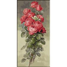 Paul De Longpre-Trandafiri rosii