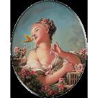 2258.Fragonard-Pasarea eliberata