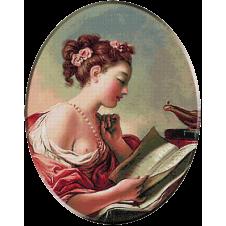 Fragonard-Tanara citind