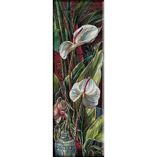 goblen-flori-tropicale