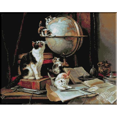 1358 - Ronner. Calatorie in jurul lumii