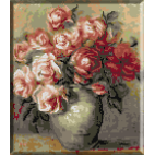 C005-Vas cu trandafir.Renoir