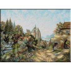 goblen_peisaj_dimineata