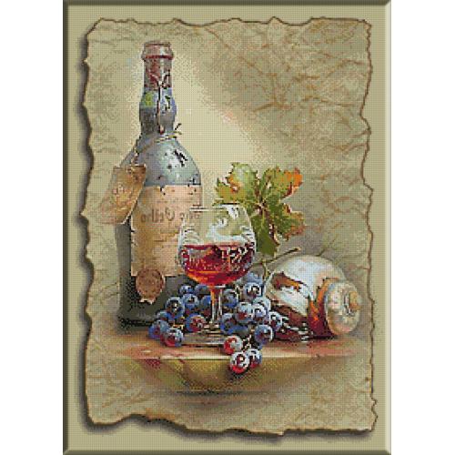 2348.Cristina.Една чаша вино реколта