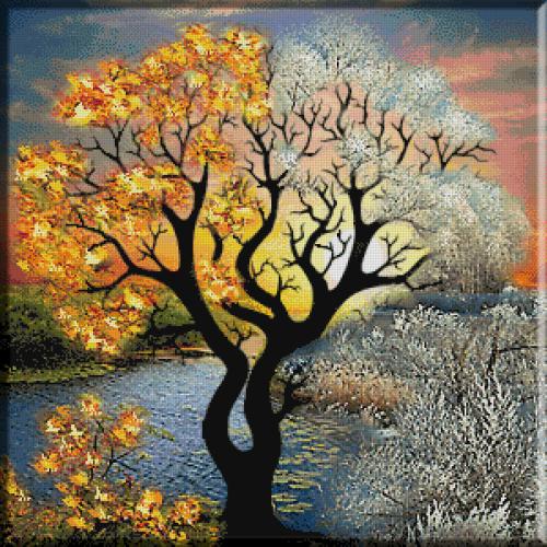 2359.Cristina.The illusion of autumn-winter