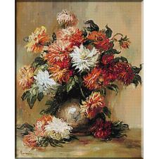 2365.Renoir-далии