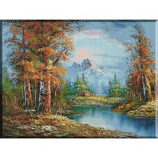 2370.Есен в планината