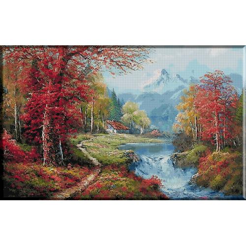 peisaj-cascada-goblen