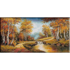 2373.nyírfa erdő
