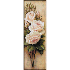 2376.white roses