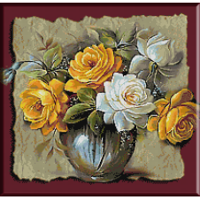 2382.Cristina.роза