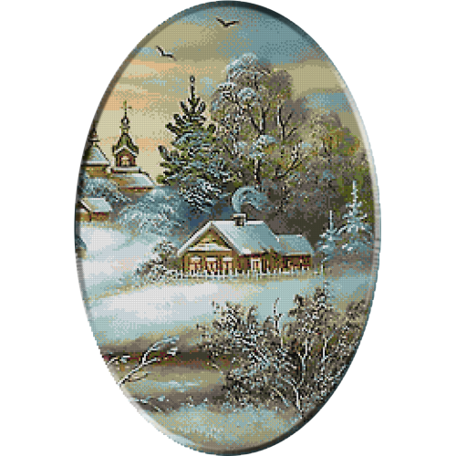 2400-Преди Коледа