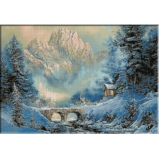2409-Christmas in the mountains