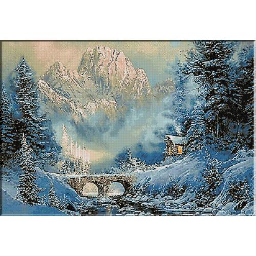 2409-Коледа в планините