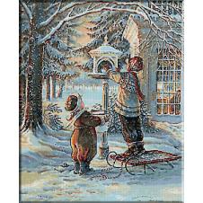 2415-Последните приготовления за Дядо Коледа