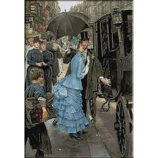 2425.James Tissot-bridesmaid