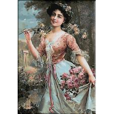 2429.Emile Vernon-téli rózsa