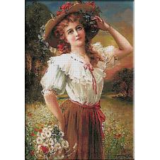 2432.Emile Vernon-Vadvirágok