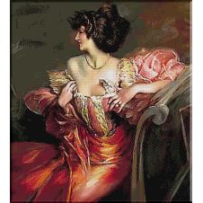 2446.Giovanni Boldini-Marta Florian