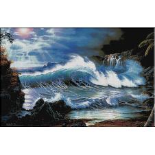 2454 Nap, a felhők és a hullámok