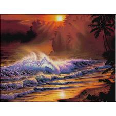 goblen peisaj marin