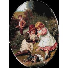 2457.TH.EDWARD ROBERTS-Стръв за риби
