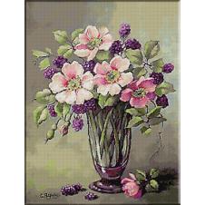 2474.Wild rose