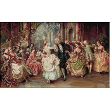 2483.Luigi Cavalieri-Veče plesa