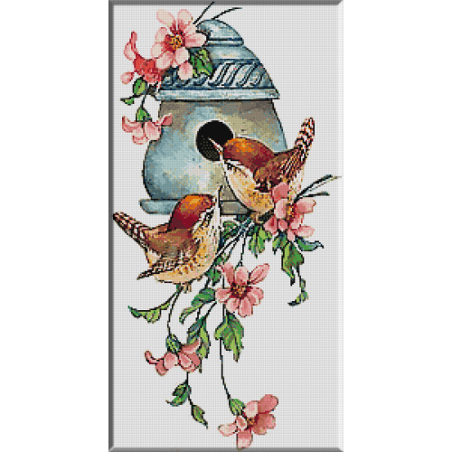 2487.Две птици