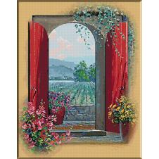 2490.Cristina-Tuscany gate