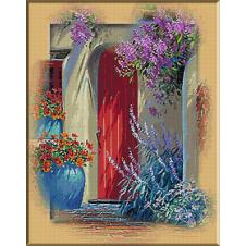 goblen model original Undeva in Grecia