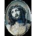 256. Isus ( alb/negru)