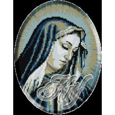 257. Maria ( alb/negru )